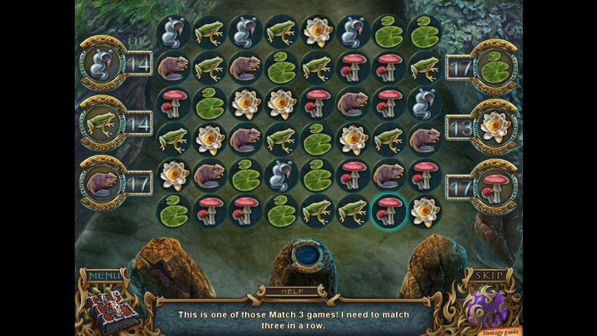 Spirits Of Mystery: The Dark Minotaur CE for Mac - review, screenshots