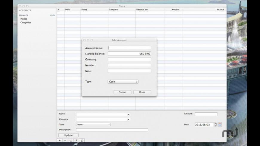 Tetra for Mac - review, screenshots