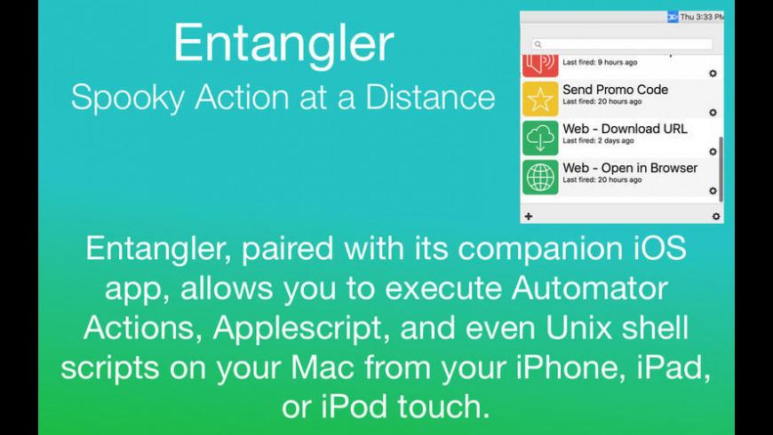 Entangler 2 3 Free Download for Mac | MacUpdate