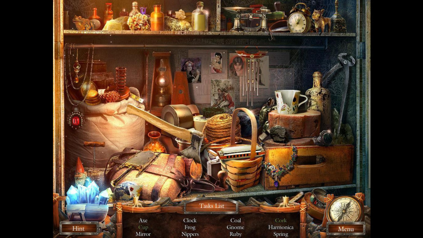 Grim Tales: The Stone Queen CE for Mac - review, screenshots