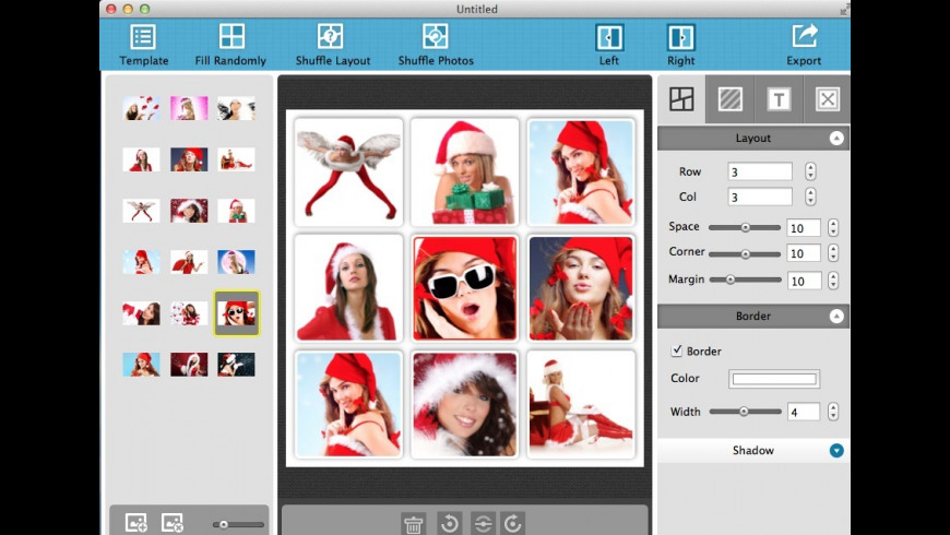 PicCollage for Mac - review, screenshots