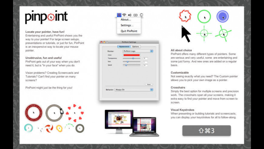 PinPoint Pro for Mac - review, screenshots