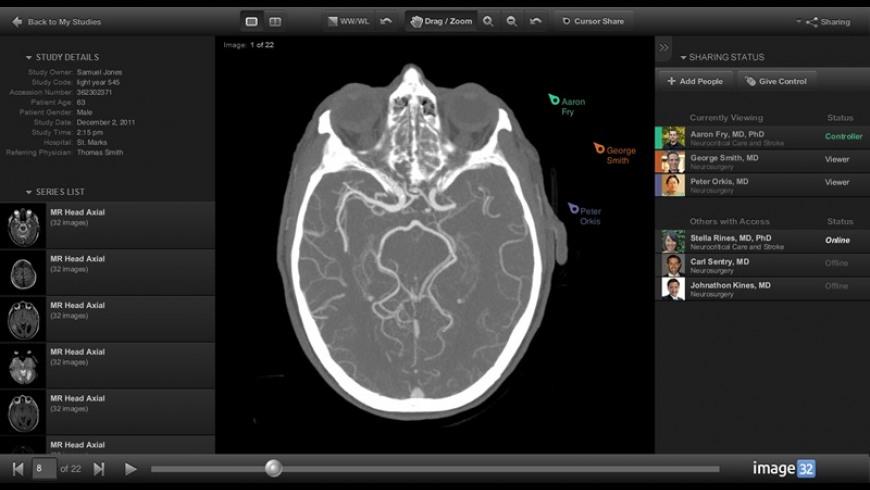 Image32 for Mac - review, screenshots