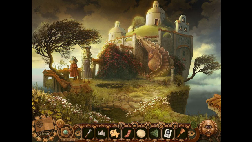 Margrave: The Blacksmith's Daughter for Mac - review, screenshots