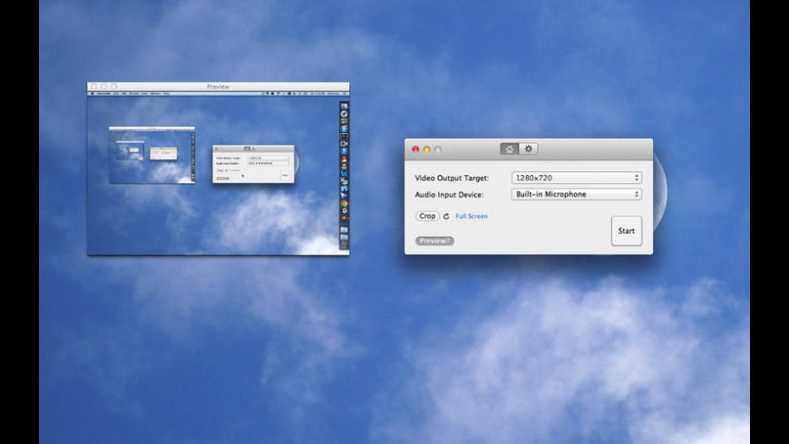 Coccinella for Mac - review, screenshots