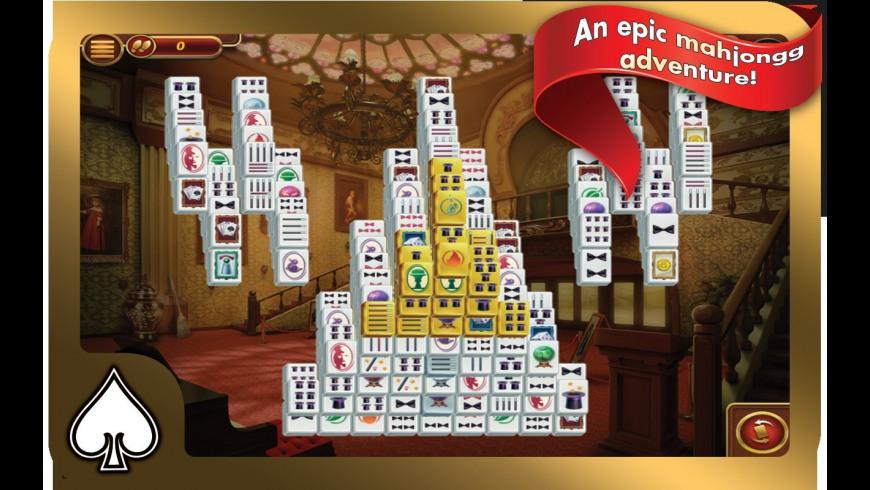 Hoyle Illusions Mahjongg for Mac - review, screenshots