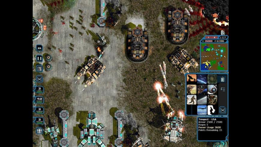 Machines at War 3 for Mac - review, screenshots