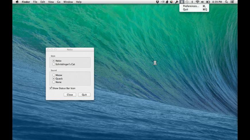 Neko 2014 for Mac - review, screenshots