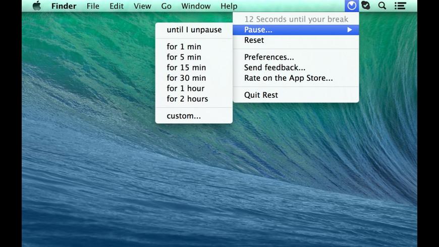 Rest for Mac - review, screenshots