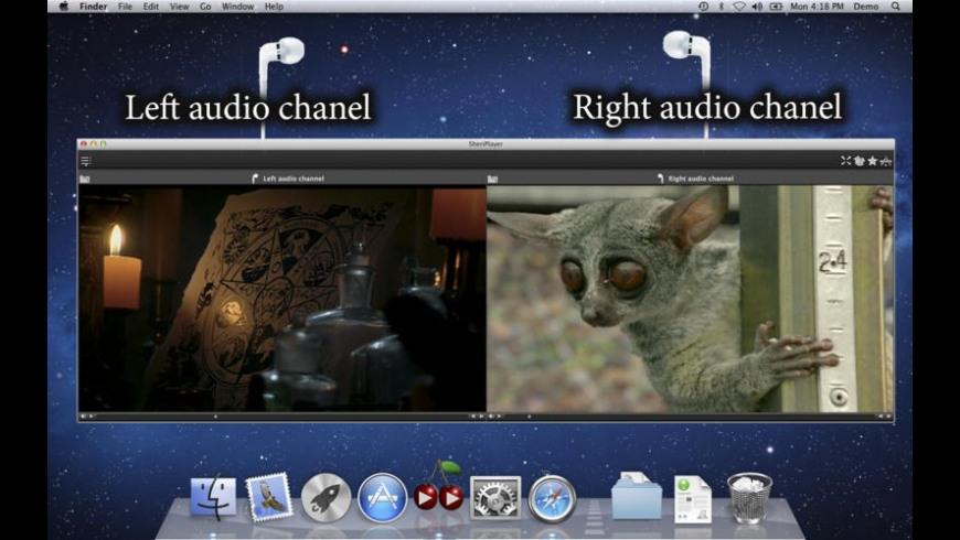 ShariPlayer for Mac - review, screenshots