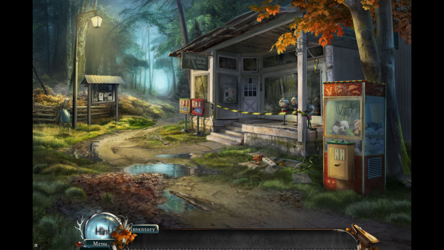 Paranormal State: Poison Spring PE for Mac - review, screenshots