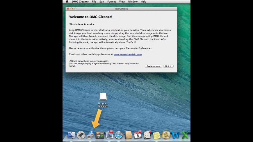 DMG Cleaner 1 6 Free Download for Mac | MacUpdate