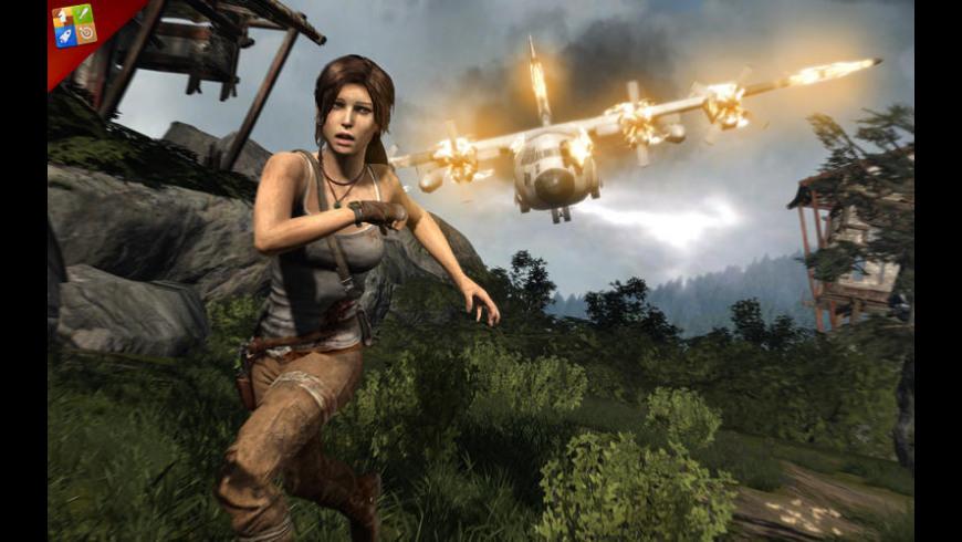 Tomb Raider for Mac - review, screenshots