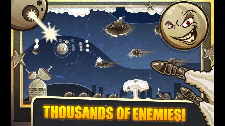 Steampunk Defense TD for Mac - review, screenshots