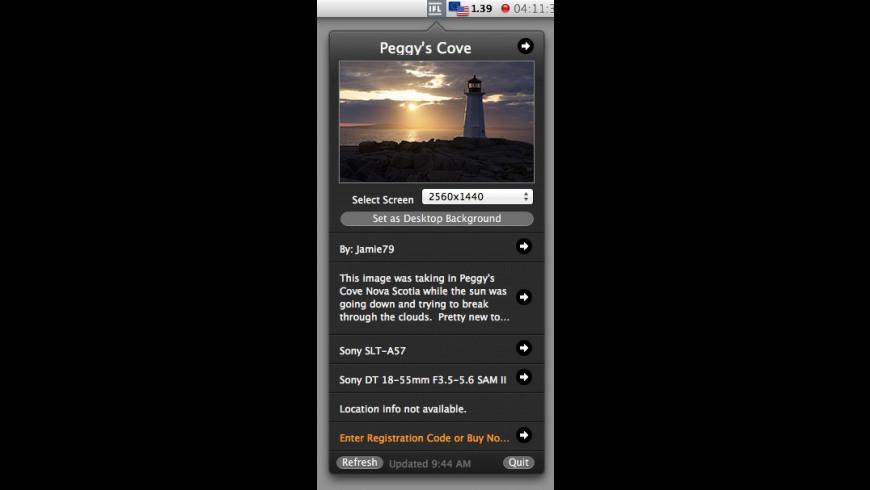 Macdrops for Mac - review, screenshots