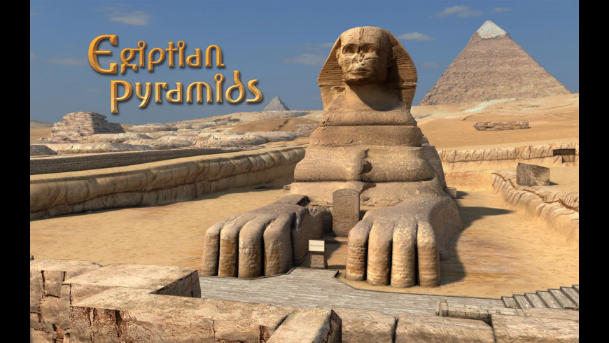 Egyptian Pyramids 3D for Mac - review, screenshots