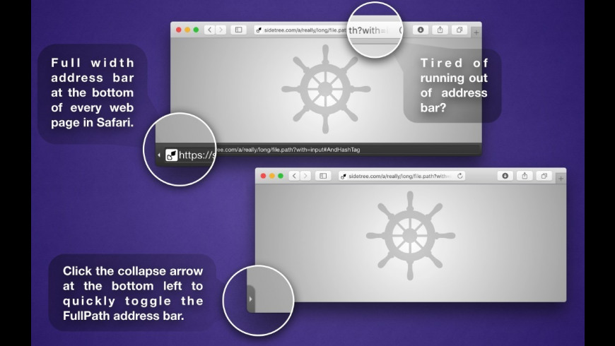 FullPath for Safari for Mac - review, screenshots