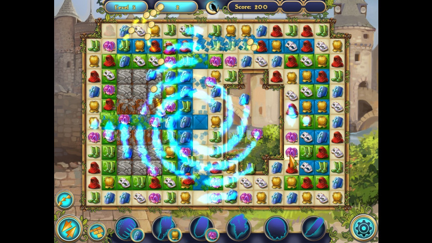 Magic Heroes: Save Our Park for Mac - review, screenshots