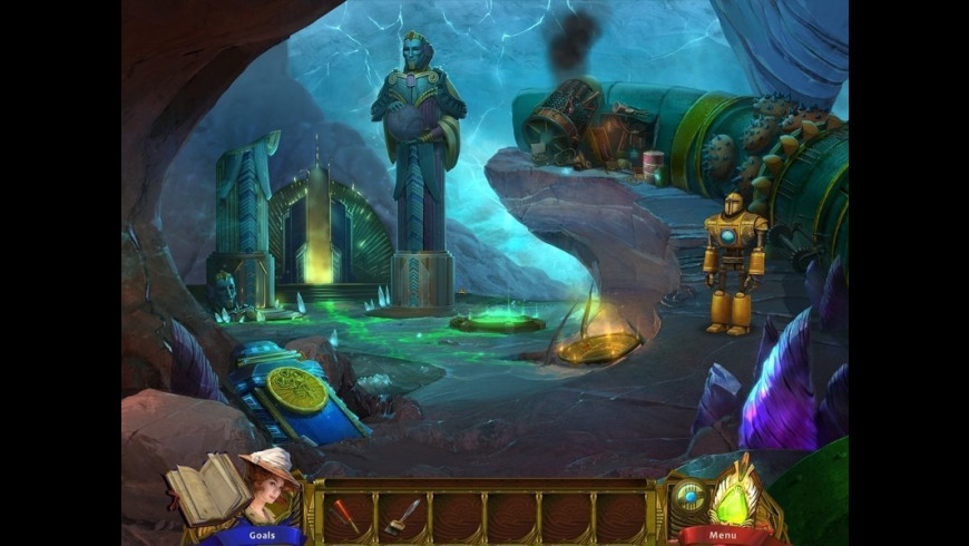 Esoterica: Hollow Earth for Mac - review, screenshots