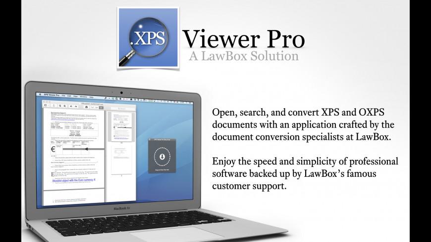 XPS Viewer Pro for Mac - review, screenshots