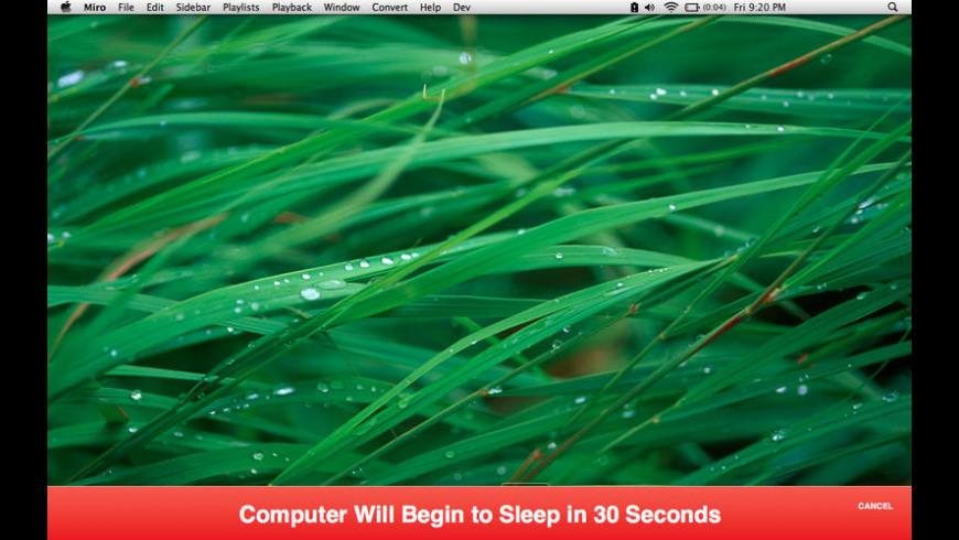 Low Battery Saver for Mac - review, screenshots
