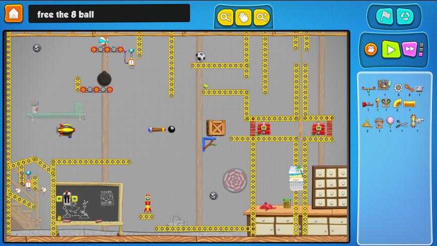 Contraption Maker for Mac - review, screenshots