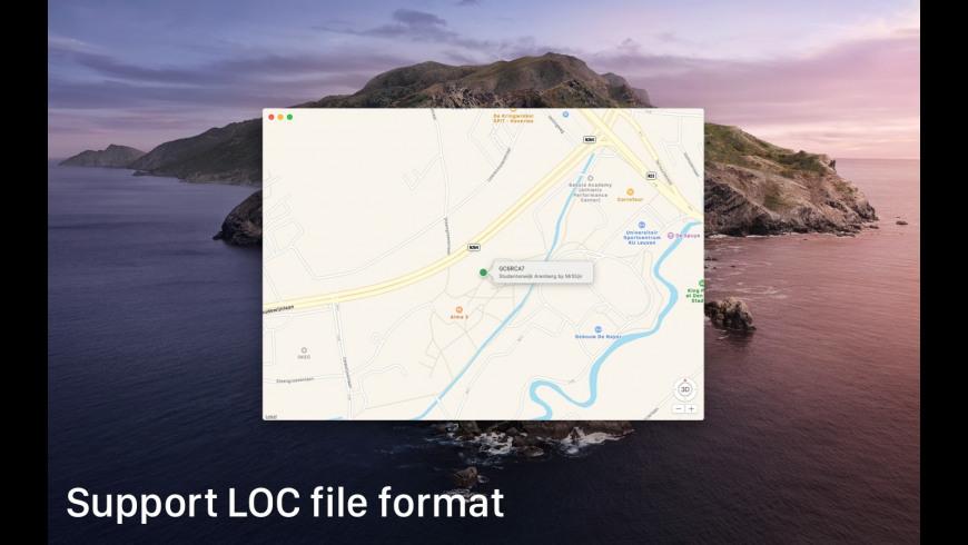 GPX Reader for Mac - review, screenshots