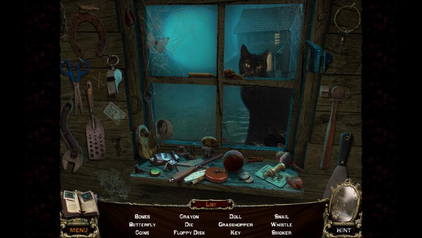 Tales of Terror: Crimson Dawn for Mac - review, screenshots