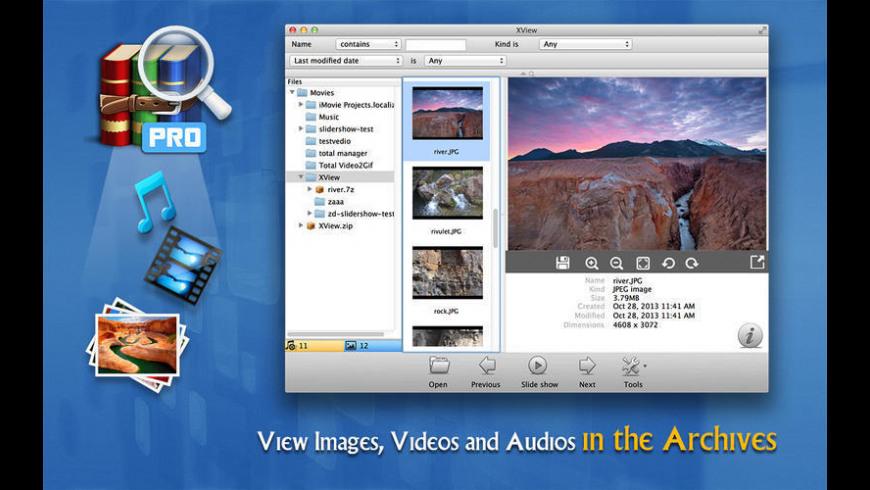 ImageViewer for Mac - review, screenshots