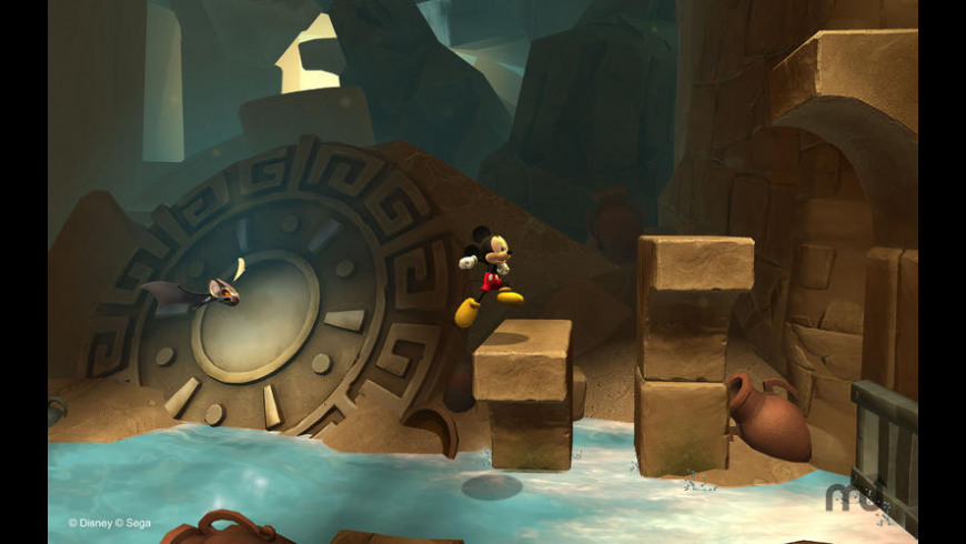 Castle of Illusion Starring Mickey Mouse for Mac - review, screenshots