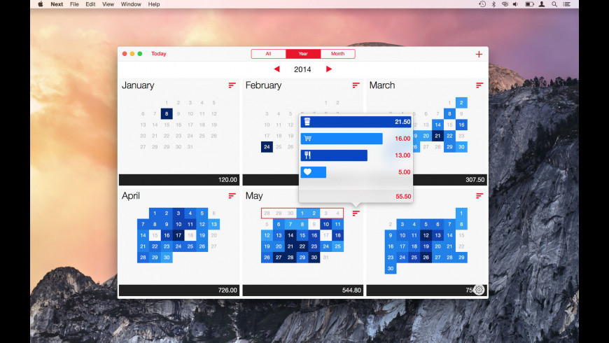 Next for Mac - review, screenshots