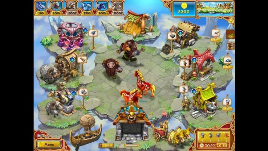 Farm Frenzy: Viking Heroes for Mac - review, screenshots