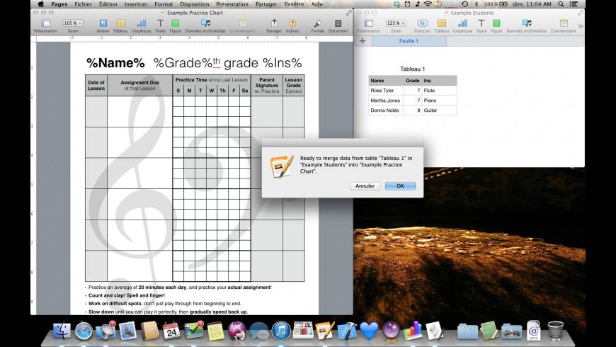 Mail Merge for Mac - review, screenshots