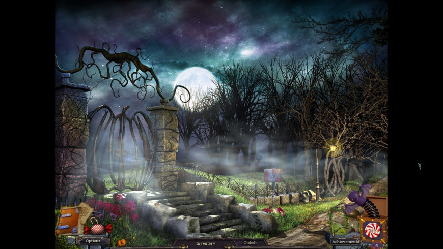 Evil Pumpkin: The Lost Halloween for Mac - review, screenshots