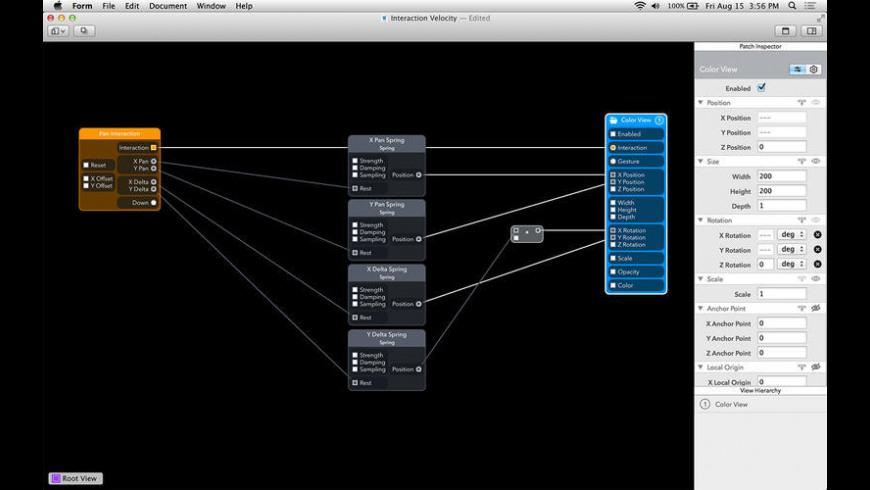 Form for Mac - review, screenshots