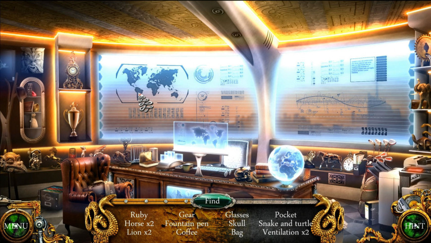Black Viper - Sophia's Fate for Mac - review, screenshots