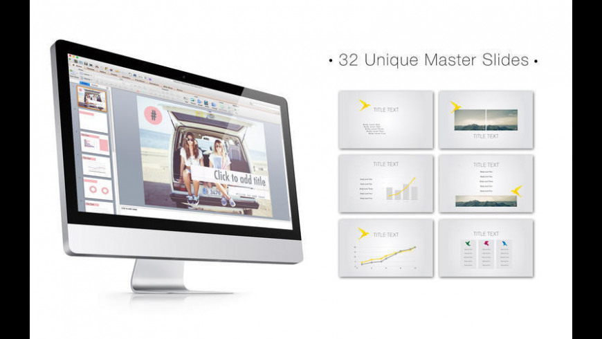 Fuel for PowerPoint for Mac - review, screenshots