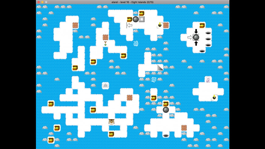 Elarel for Mac - review, screenshots