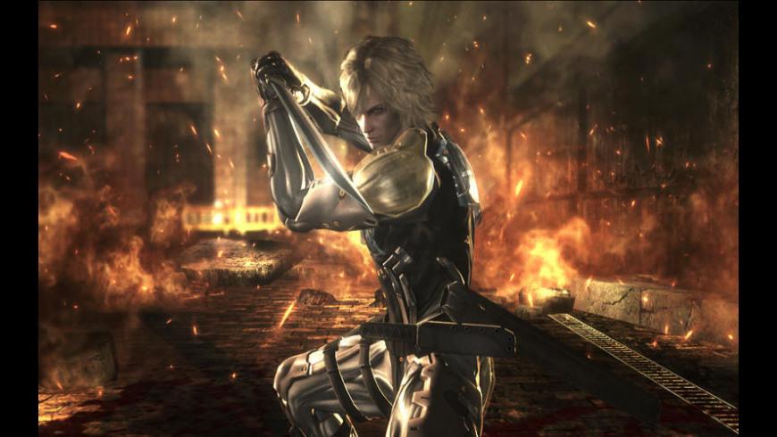 Metal Gear Rising - Revengeance for Mac - review, screenshots