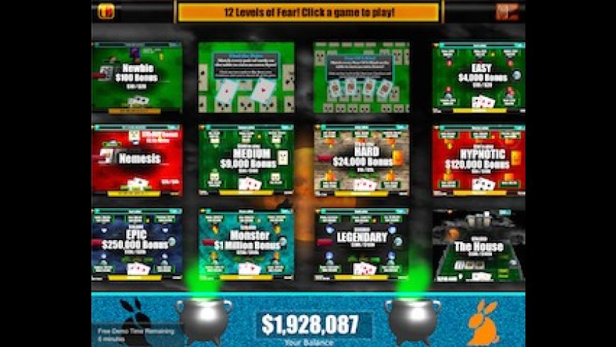Texas Howled Em Poker for Mac - review, screenshots