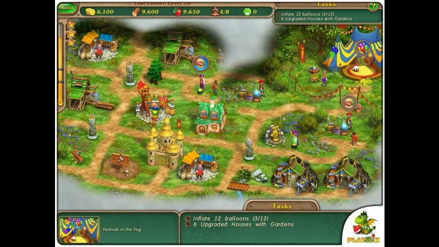 Royal Envoy 3 CE for Mac - review, screenshots