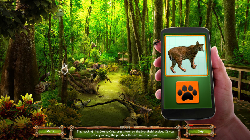 Vacation Adventures: Park Ranger 2 for Mac - review, screenshots