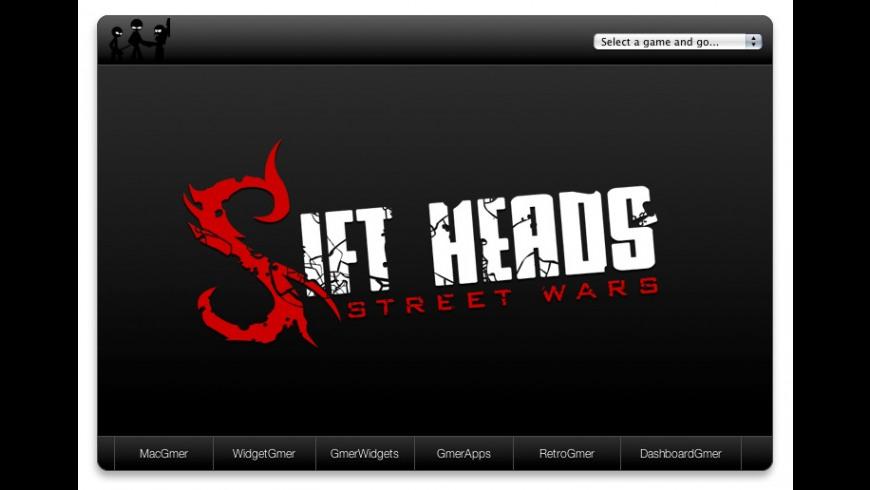 Sift Heads for Mac - review, screenshots