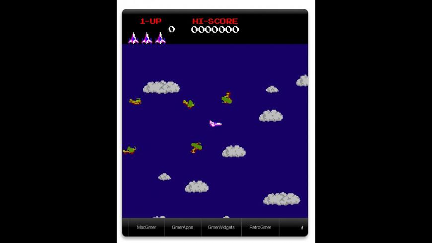 Time Pilot for Mac - review, screenshots
