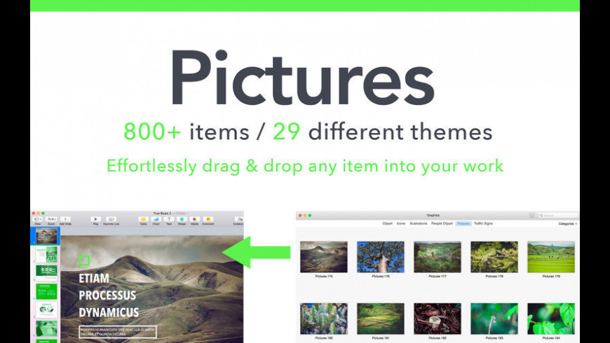 Graphics for Mac - review, screenshots