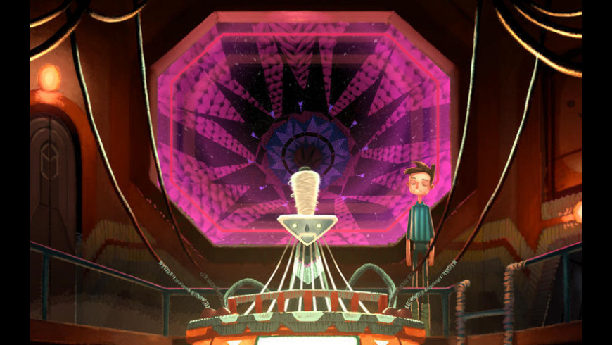 Broken Age for Mac - review, screenshots