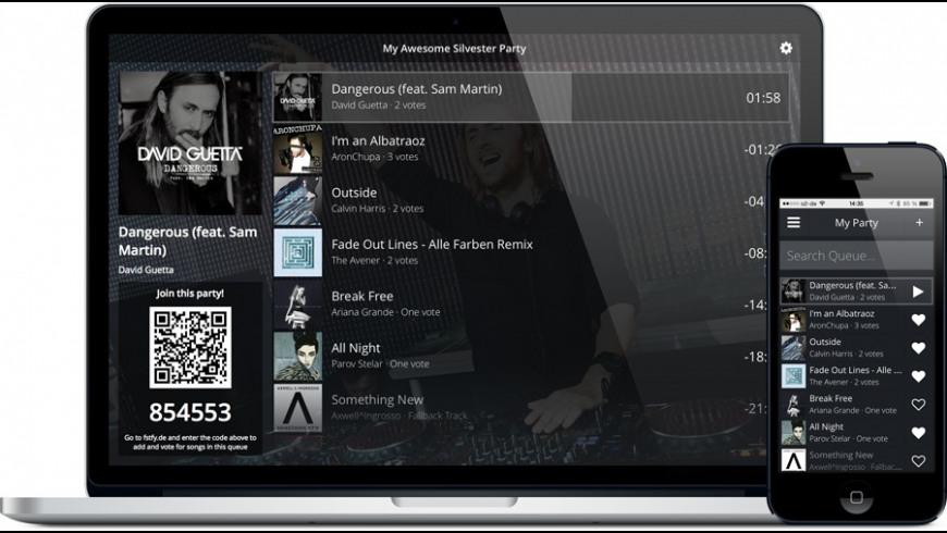 Festify for Mac - review, screenshots