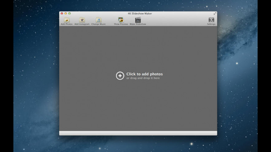 4K Slideshow Maker for Mac - review, screenshots
