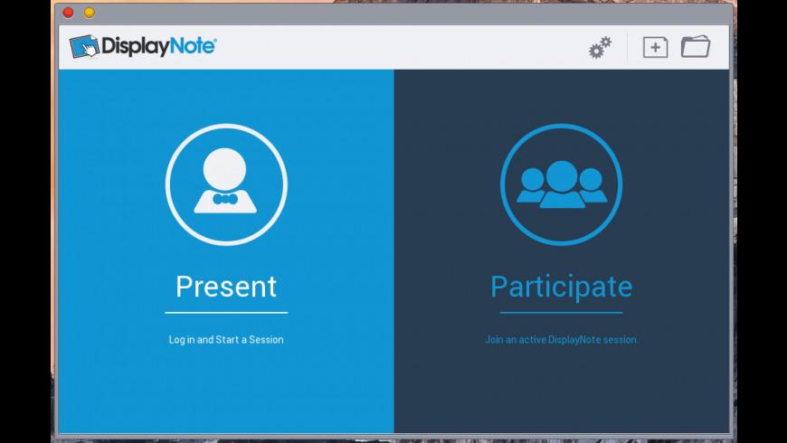 DisplayNote for Mac - review, screenshots