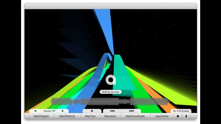 Audiotool Radio for Mac - review, screenshots